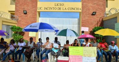 ATENCIÓN: Año escolar inicia con problemas en varias escuelas