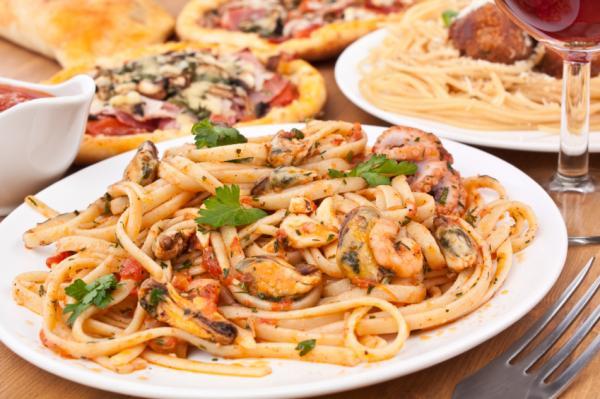 RICOS: Espaguetis a la marinera