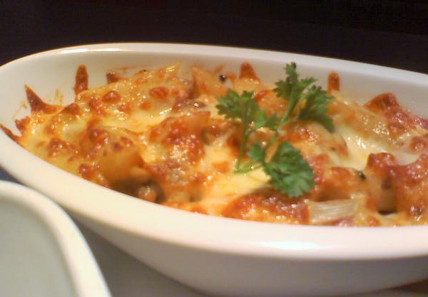 Receta de Espaguetis al horno