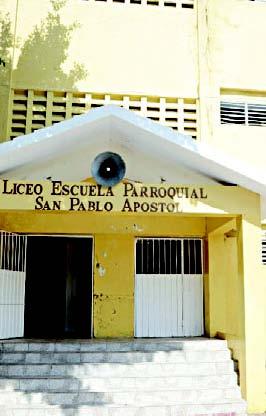 ATENCIÓN: Comunidad clama sustituir liceo precario por politécnico