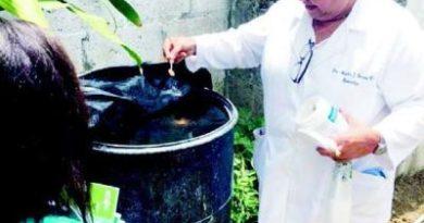 Epidemia dengue indetenible; Robert Reid con 50 ingresados