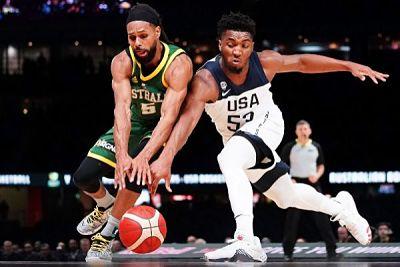 Estados Unidos sufre ante Australia su primera derrota desde 2006