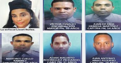 ATENCIÓN: Fiscal y agentes quedaron al descubierto en colocación droga