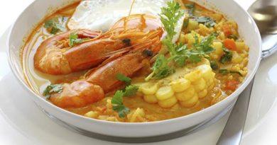 BUENOO: Descubre la receta del delicioso chupe de camarones