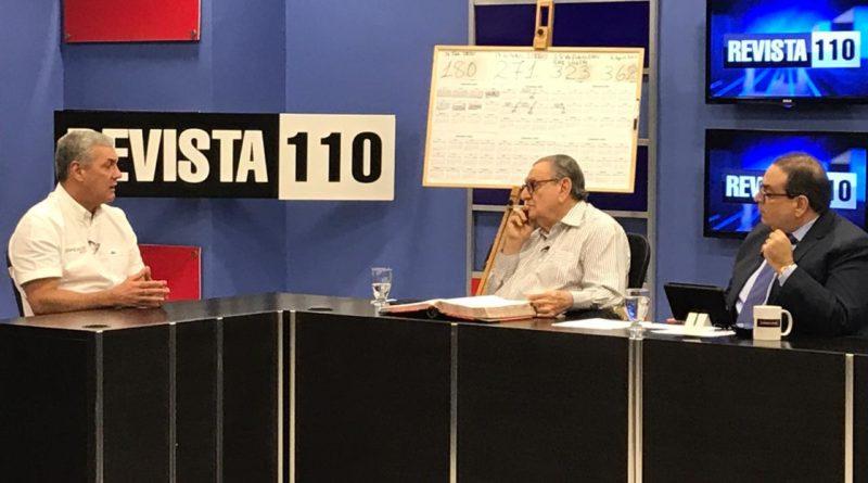 """Gonzalo Castillo afirma: """"Soy sangre nueva con experiencia de Estado"""""""