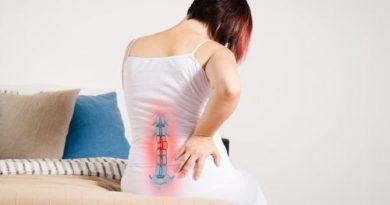 ATENCIÓN: Tratamientos naturales para mejorar una hernia discal