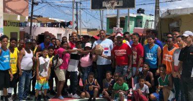 Un peso por el techado´, la campaña que busca ayudar un símbolo cultural y deportivo de Los Mina
