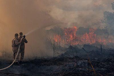 Jair Bolsonaro prohibió las quemas controladas
