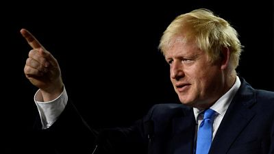 Johnson pide a Isabel II que suspenda el Parlamento desde mediados de septiembre
