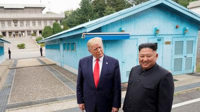 """Kim Jong-un tacha el último lanzamiento de misiles de """"advertencia"""" para EE.UU. y Corea del Sur"""