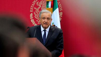 López Obrador llama a China y EE.UU. a resolver su disputa comercial para no afectar a otras economías