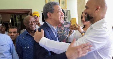 Leonel dice ganará por «knockout» elecciones primarias PLD
