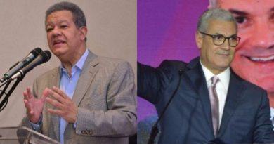 ATENCIÓN: Leonel ganaría 58.5% frente a Gonzalo con 17.7% en las primarias del PLD, según encuesta