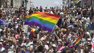 La comunidad LGTBQ árabe israelí grita por primera vez contra la violencia