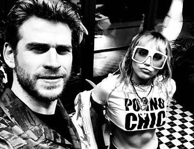 Liam Hemsworth desmiente comentario sobre Miley Cyrus