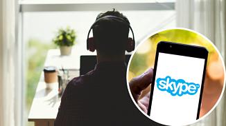 Los contratistas de Microsoft están escuchando algunas llamadas de Skype y comandos de Cortana