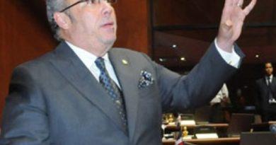 DICE: Charlie Mariotti revela durmió en el Senado por temor a secuestro