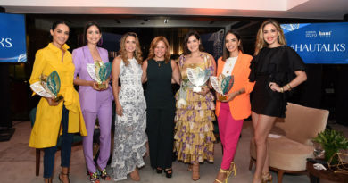 Condecoran a influentes de la moda y la belleza