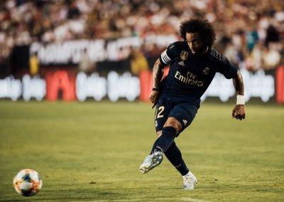 Marcelo le cierra las puertas del Madrid a Neymar