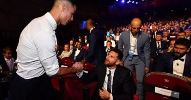 Messi y Cristiano demostraron que se extrañan