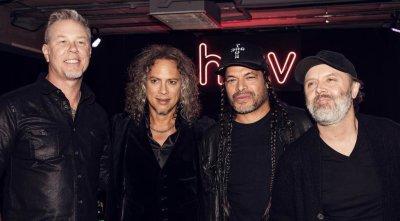 Metallica dona 250.000 euros