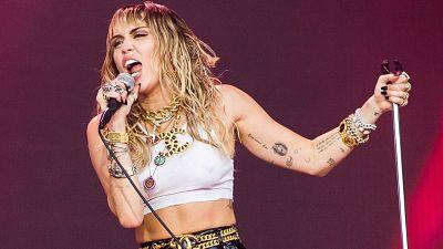 """Miley Cyrus: """"Me echaron de 'Hotel Transylvania'"""""""