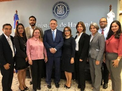 Ministro Ventura Camejo habla de la mejoría en la gestión de los servicios públicos