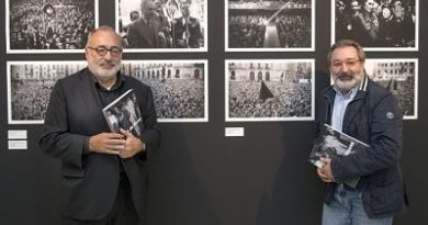 Muere el fotoperiodista Carlos Pérez de Rozas
