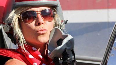 Muere la piloto Jessi Combs cuando buscaba batir récord de velocidad en EEUU