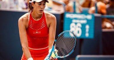 Muguruza: «Llego al US Open con ganas»