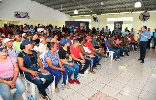 ATENCIÓN: Navarro priorizará educación técnica, deporte, artes y empleo a la juventud