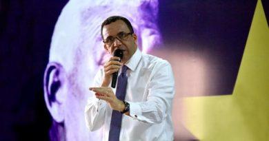Andrés Navarro dice Leonel ya cumplió su ciclo en la Presidencia y muestra derrota