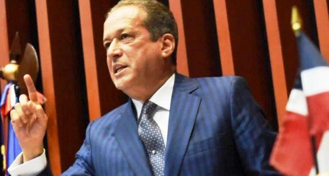 """ATENCIÓN: Reinaldo sobre alternabilidad en Cámara de Diputados: """"los acuerdos son para respetarlo"""""""