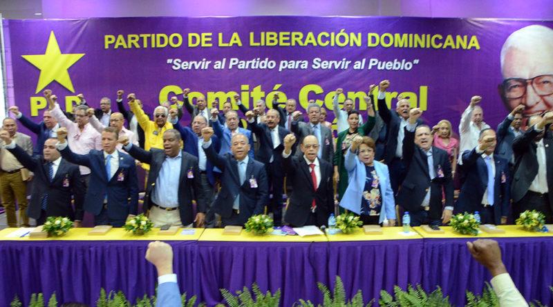 ATENCIÓN: Comienza la carrera por la candidatura presidencial en el PLD