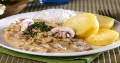 RICOS: Pollo a la king