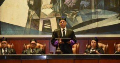 Presidente SCJ niega que jueces sirvan a intereses contrarios al derecho y justicia