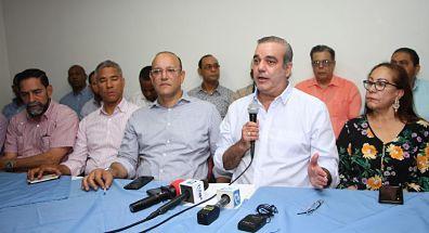PRM se mantendrá vigilante para enfrentar abusos de los recursos del Estado