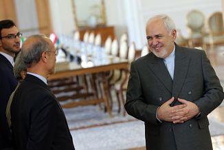 París, Berlín y Londres no apoyan las sanciones de EEUU contra Zarif
