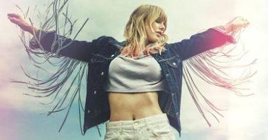 ¿Por qué Taylor Swift cedió su primer discurso?