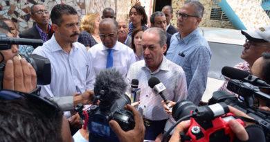 ATENCIÓN: Reinaldo dice senadores lo respaldan firmes