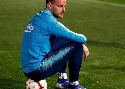 Rakitic podría abandonar Barcelona