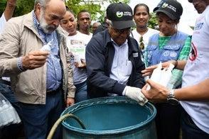 Salud inicia hoy jornada nacional de combate al dengue