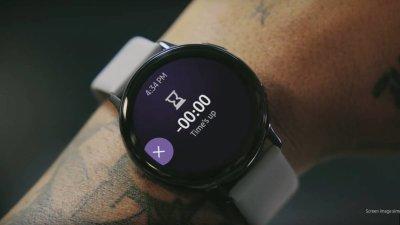 Samsung Galaxy Watch Active un smartwatch para llamar sin el móvil