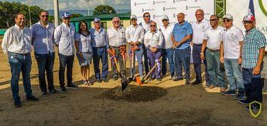 Santiago Country Club inicia construcción de su segundo estadio para jugar softbol