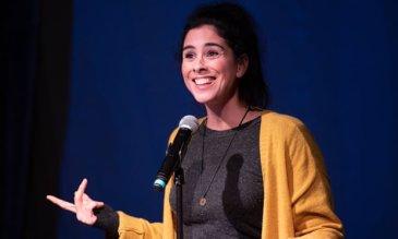 Sarah Silverman: me despidieron de la película después de que apareciera la foto de cara negra