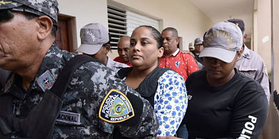 Seis meses prisión preventiva para exfiscal y agentes