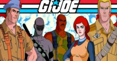 Spin-off de GI Joe ha encontrado su guerreo ninja