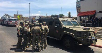 Varios muertos en tiroteo en centro comercial en Texas