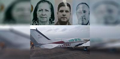 Un año de prisión venezolanos intentaron sacar del país un millón de dólares en avioneta