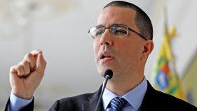 """Venezuela tilda la congelación de activos decretada por EE.UU. como un """"grotesco y descarado saqueo"""